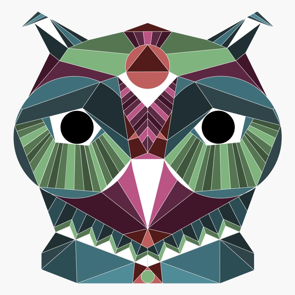 The Divine Owl Colour