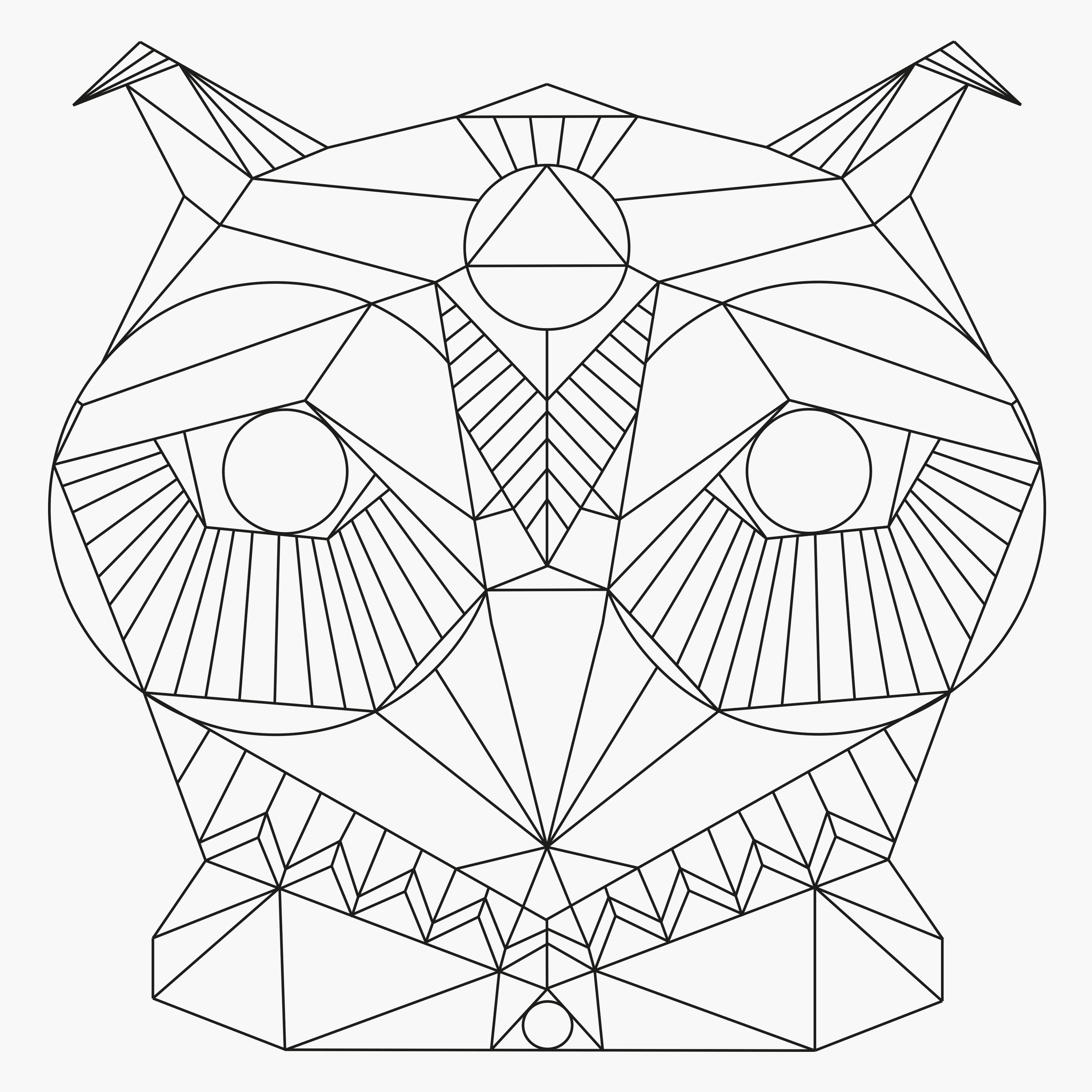 Totem Pole Owl Designs Jasmine Smith The Divine