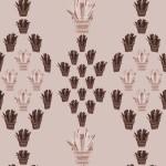 Chocolate Succulents